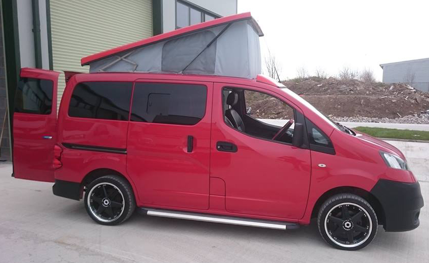 Citroen Peugeot Fiat Van Windows